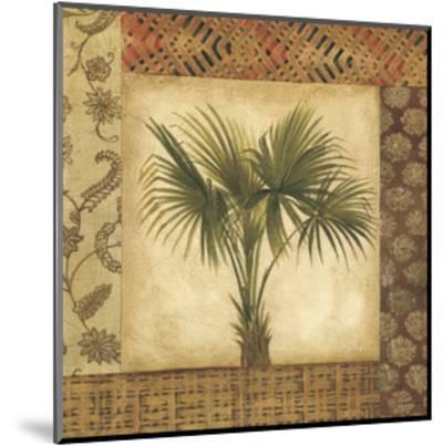 Palm Song II-Elizabeth Jardine-Mounted Giclee Print
