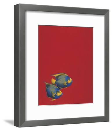Queen Angels-Keith Siddle-Framed Giclee Print