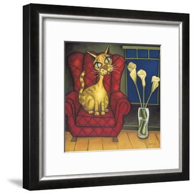 Sadie Marmalade-Will Rafuse-Framed Giclee Print