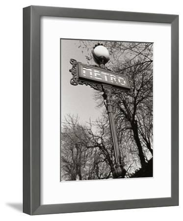 Metro-Clay Davidson-Framed Giclee Print