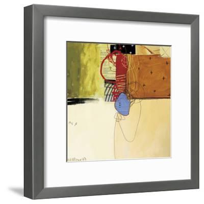 Parallel-Ivan Reyes-Framed Giclee Print