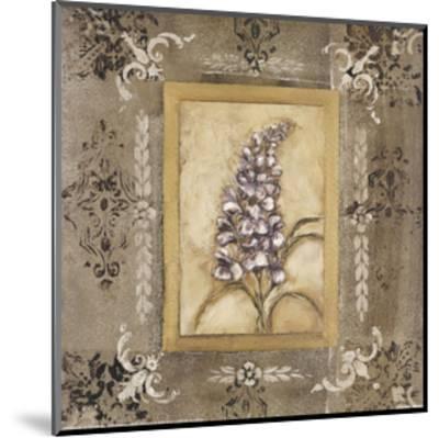 Lilac-Mindeli-Mounted Giclee Print