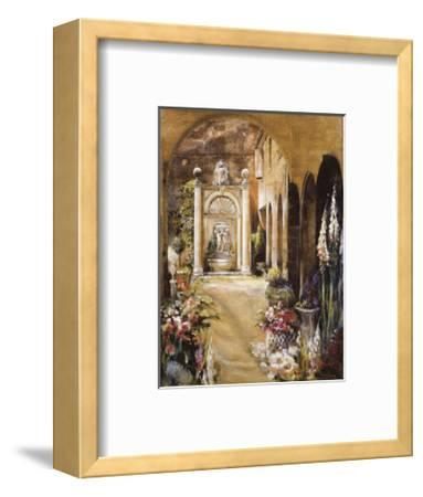 Capranica-Mary Dulon-Framed Giclee Print