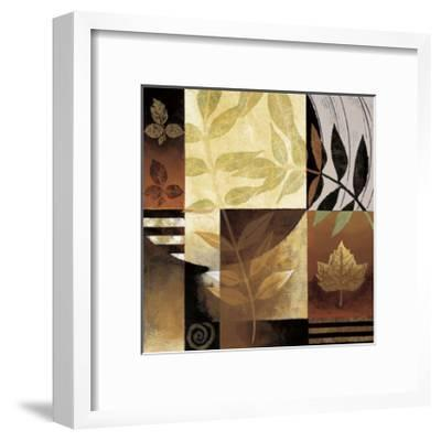 Nature's Elements II-Keith Mallett-Framed Giclee Print