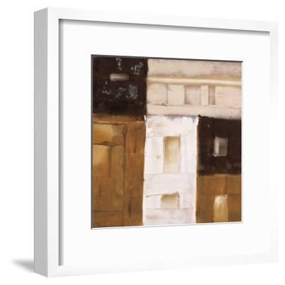 Textured Avenues I-Orla May-Framed Giclee Print