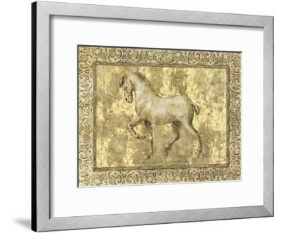 Equine II-Paul Panossian-Framed Giclee Print