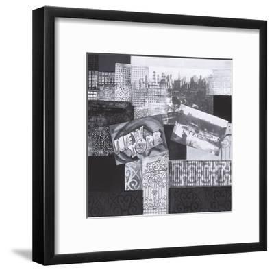 Vintage New York I-Connie Tunick-Framed Giclee Print