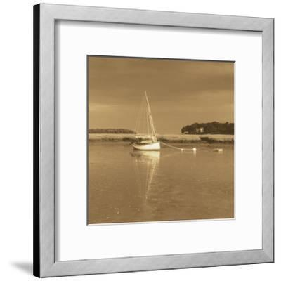 Damon's Point-Mike Sleeper-Framed Giclee Print
