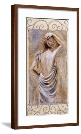 Serenite-Fabienne Martin-Framed Giclee Print