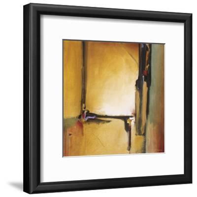 Contemplation-Noah Li-Leger-Framed Giclee Print