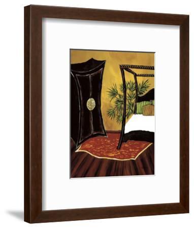 Asian Dream I-Krista Sewell-Framed Giclee Print