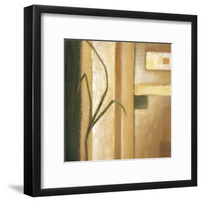 Decorative Grasses I-Ursula Salemink-Roos-Framed Giclee Print