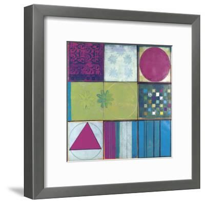 Loves Me, Loves Me Not-Connie Tunick-Framed Giclee Print