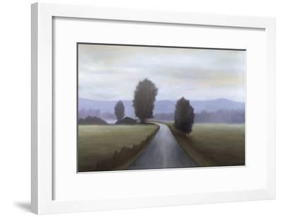 Around the Bend-Bill Turner-Framed Giclee Print