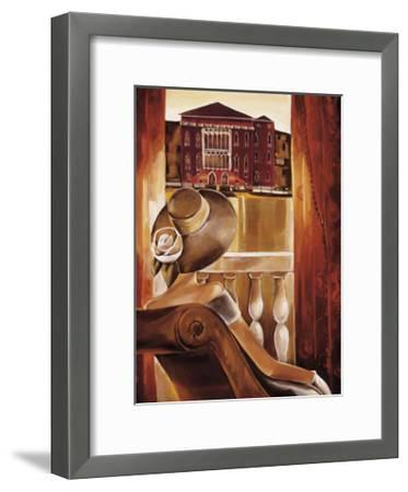Room with a View II-Trish Biddle-Framed Giclee Print
