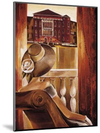 Room with a View II-Trish Biddle-Mounted Giclee Print