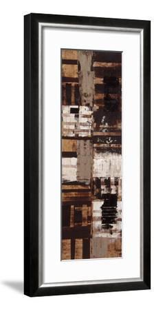 Urban Streets II-Maya Orr-Framed Giclee Print