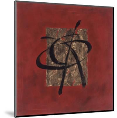 Zen Series II-Jennifer Strasenburgh-Mounted Giclee Print