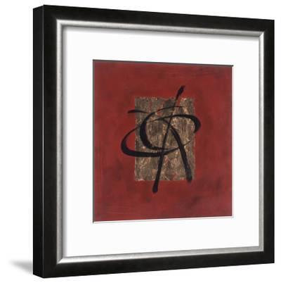 Zen Series II-Jennifer Strasenburgh-Framed Giclee Print