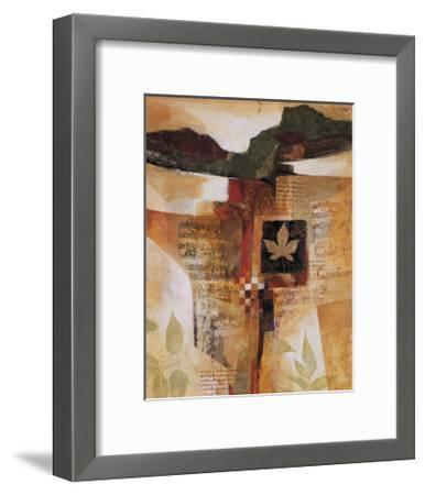 Autumn Melody II-Keith Mallett-Framed Giclee Print
