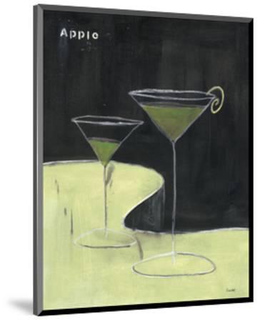 Apple Martini-Mark Pulliam-Mounted Giclee Print