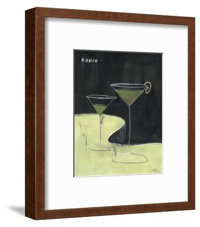 Apple Martini-Mark Pulliam-Framed Giclee Print