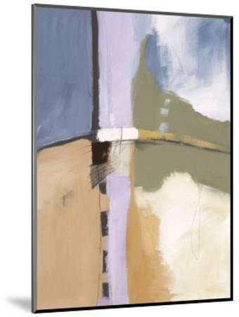 Linear Motion I-Mary Beth Thorngren-Mounted Giclee Print