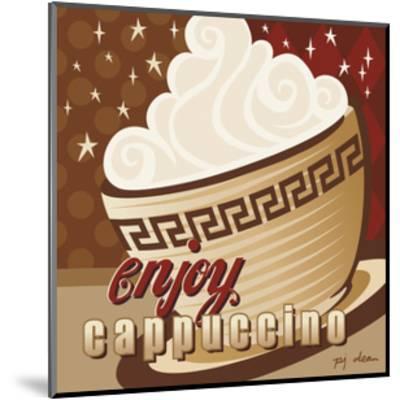 Cappuccino-P.j. Dean-Mounted Giclee Print