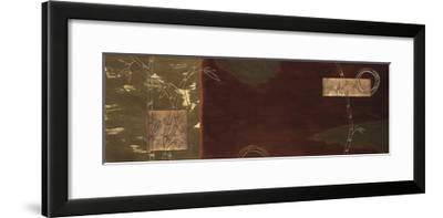 Balancing Bamboo III-Arleigh Wood-Framed Giclee Print