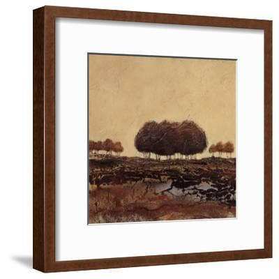 Oak Trees-Kerry Darlington-Framed Giclee Print