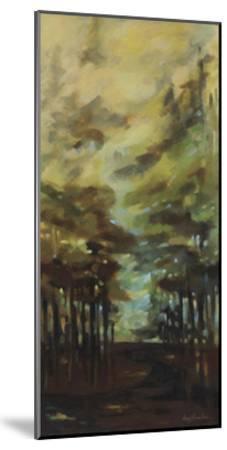 West Coast Trail I-Karen Lorena Parker-Mounted Giclee Print