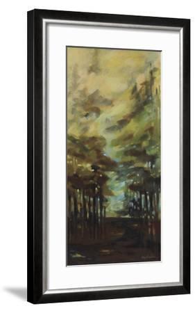 West Coast Trail I-Karen Lorena Parker-Framed Giclee Print