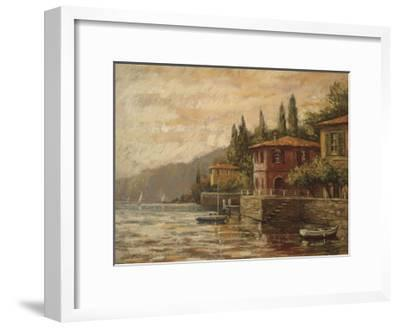 Mellow Evening-Malcolm Surridge-Framed Giclee Print
