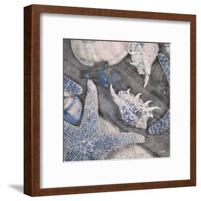 Seashore I--Framed Art Print