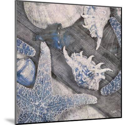 Seashore I--Mounted Art Print