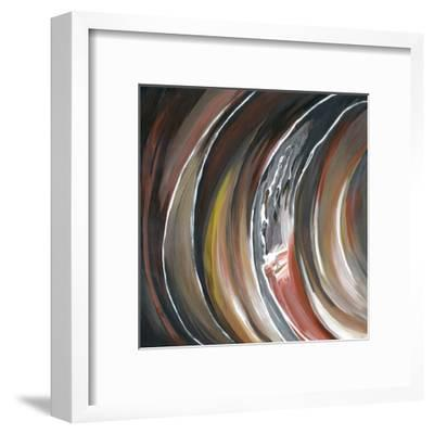 Spiral of Belief I--Framed Art Print