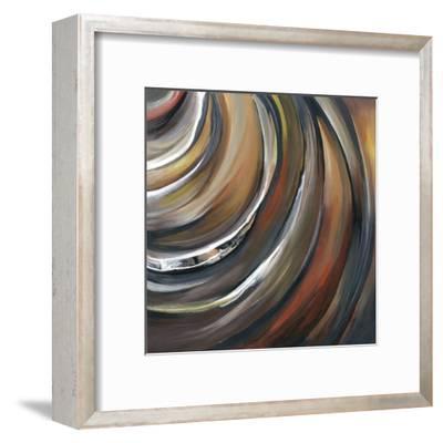 Spiral of Belief III--Framed Art Print
