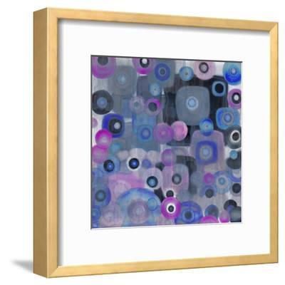 Square Spots--Framed Art Print