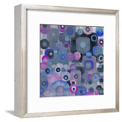 Square Spots--Framed Art Print