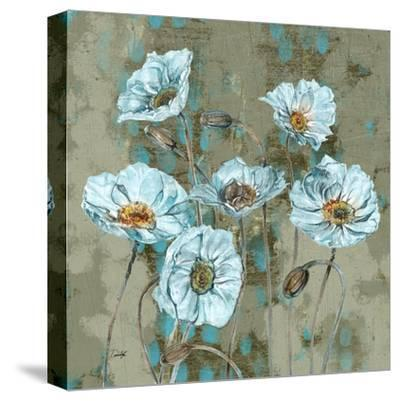 Petites Fleurs II--Stretched Canvas Print