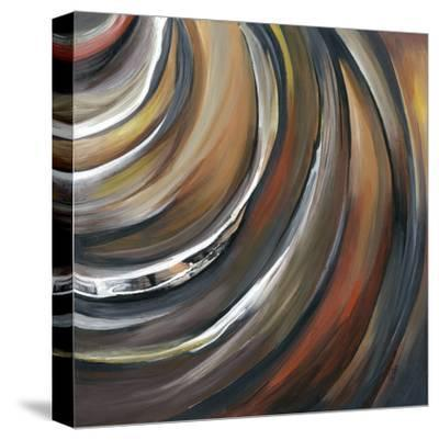 Spiral of Belief III--Stretched Canvas Print