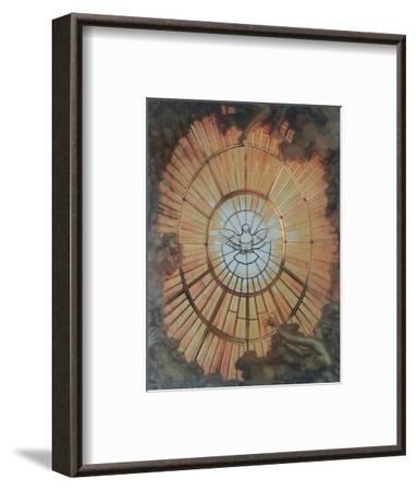 Spirito Santo--Framed Art Print