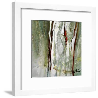 Abstract Forest 2-Kathleen Cloutier-Framed Art Print