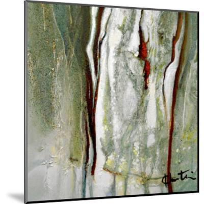 Abstract Forest 2-Kathleen Cloutier-Mounted Art Print