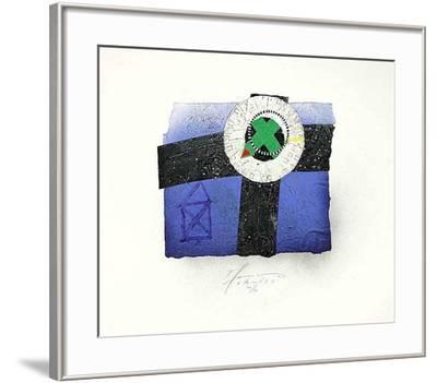 Azimut I-Thomas Hamann-Framed Limited Edition