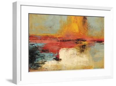 Acertijo-Nancy Villarreal Santos-Framed Art Print