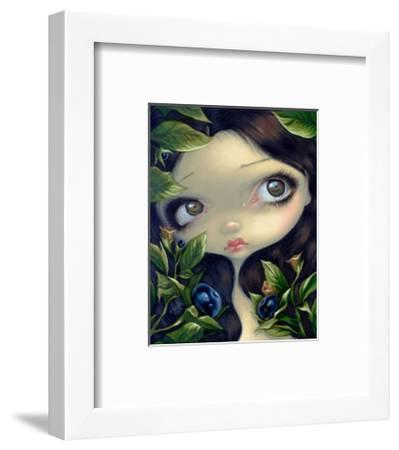 Poisonous Beauties I Belladonna-Jasmine Becket-Griffith-Framed Art Print