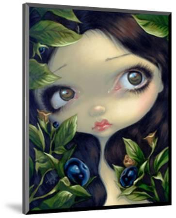 Poisonous Beauties I Belladonna-Jasmine Becket-Griffith-Mounted Art Print