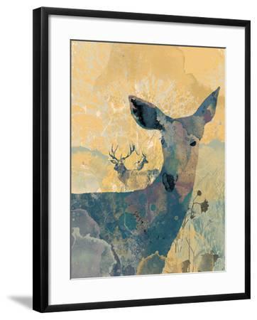 Deerhood I-Ken Hurd-Framed Giclee Print