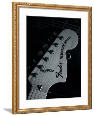 Guitar Strings II-Andy Daly-Framed Giclee Print